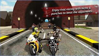Game Real Traffic Bike Racer App