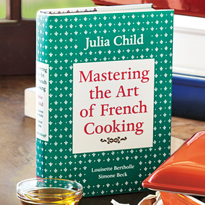 Mastering the Art of French Cooking, Volume 1 : A Cookbook