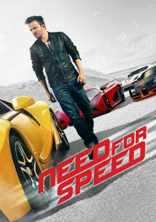 Need For Speed 2014 BluRay Download English 850Mb 720p