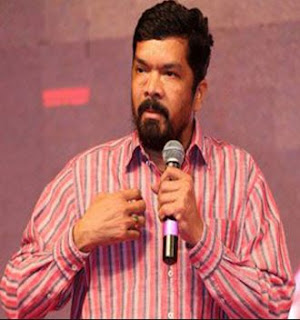 Posani Krishna Murali Family Wife Parents children's Marriage Photos