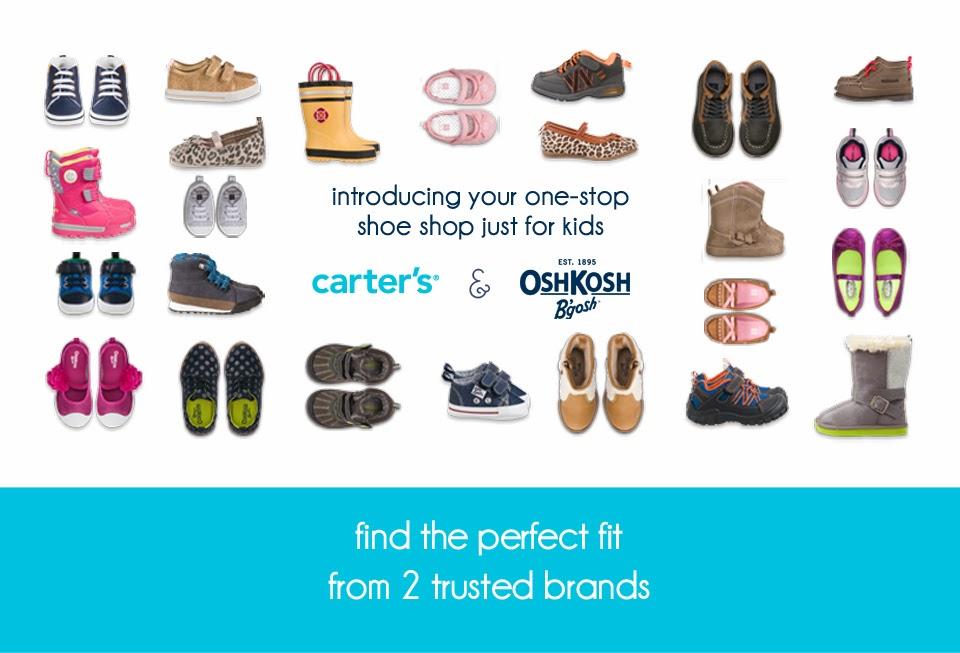 Carters Shoes Boy Size