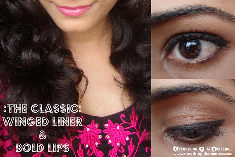 Winged+Liner+And+Bold+Lips+My+Favorite+Makeup+Look