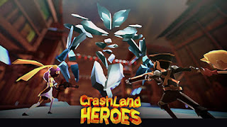 Download Game Crashland Heroes Apk Mod For Android