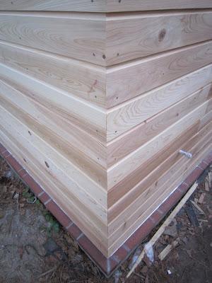 Church House Wood Skin