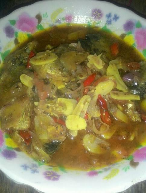 Resep ikan asin asam manis ala rumah makan ciwidey