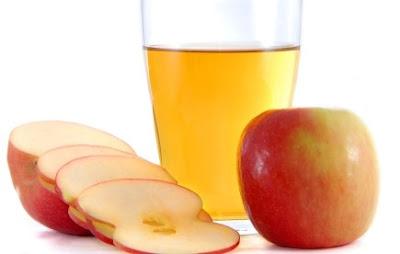 Cuka Apel Sebagai Obat Herbal Kolesterol dan Asam Urat Paling Manjur