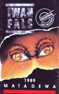 Iwan Fals - Album Matadewa (1989)