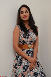 Miya George Looks Stunning in a Sleeveless Flower Print Gown at Yaman Movie Audio Launch Event Feb 2017 08.JPG