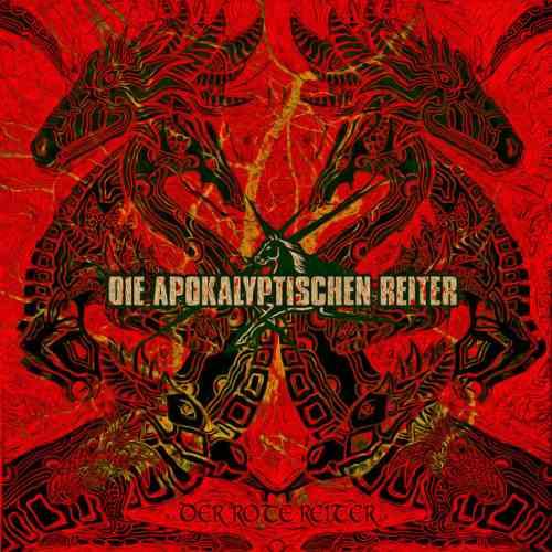 DIE APOKALYPTISCHEN REITER: Τίτλος, εξώφυλλο και tracklist του νέου album