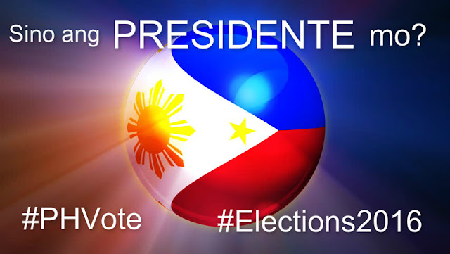 Who is your Next Philippine President? Vote here!
