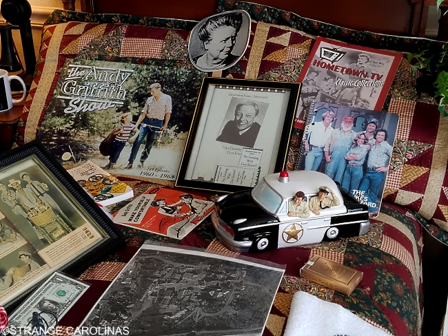 The aunt bee room mount airy nc strange carolinas for Mayberry motor inn mt airy nc
