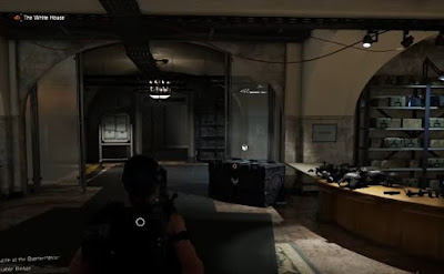 The Division 2, Ivory Chest Location