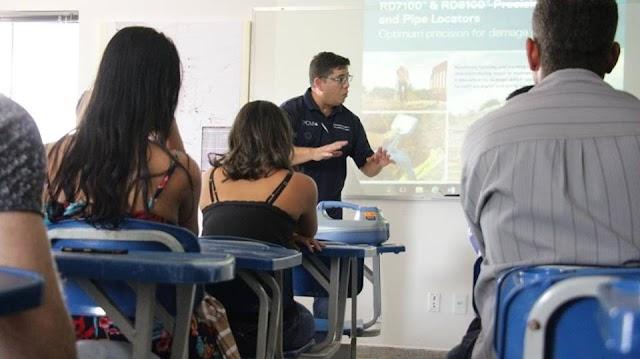 Senador Canedo: Workshop promove treinamento na área de Saneamento