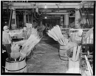 História da vassoura moderna