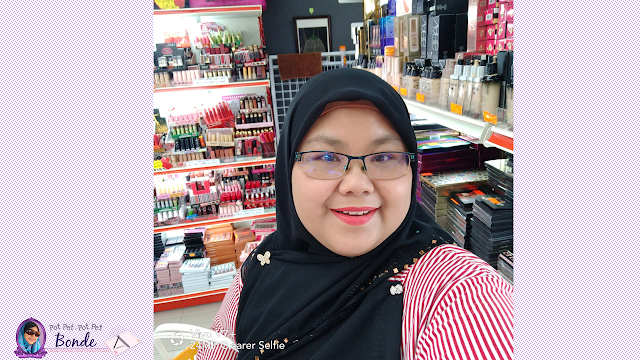 PENCARIAN BEG MAKEUP DI SENDHORA KOSMETIK, BEG MAKE UP, SENDHORA KOSMETIK, MAKE UP MURAH, BEG MAKE UP MURAH,