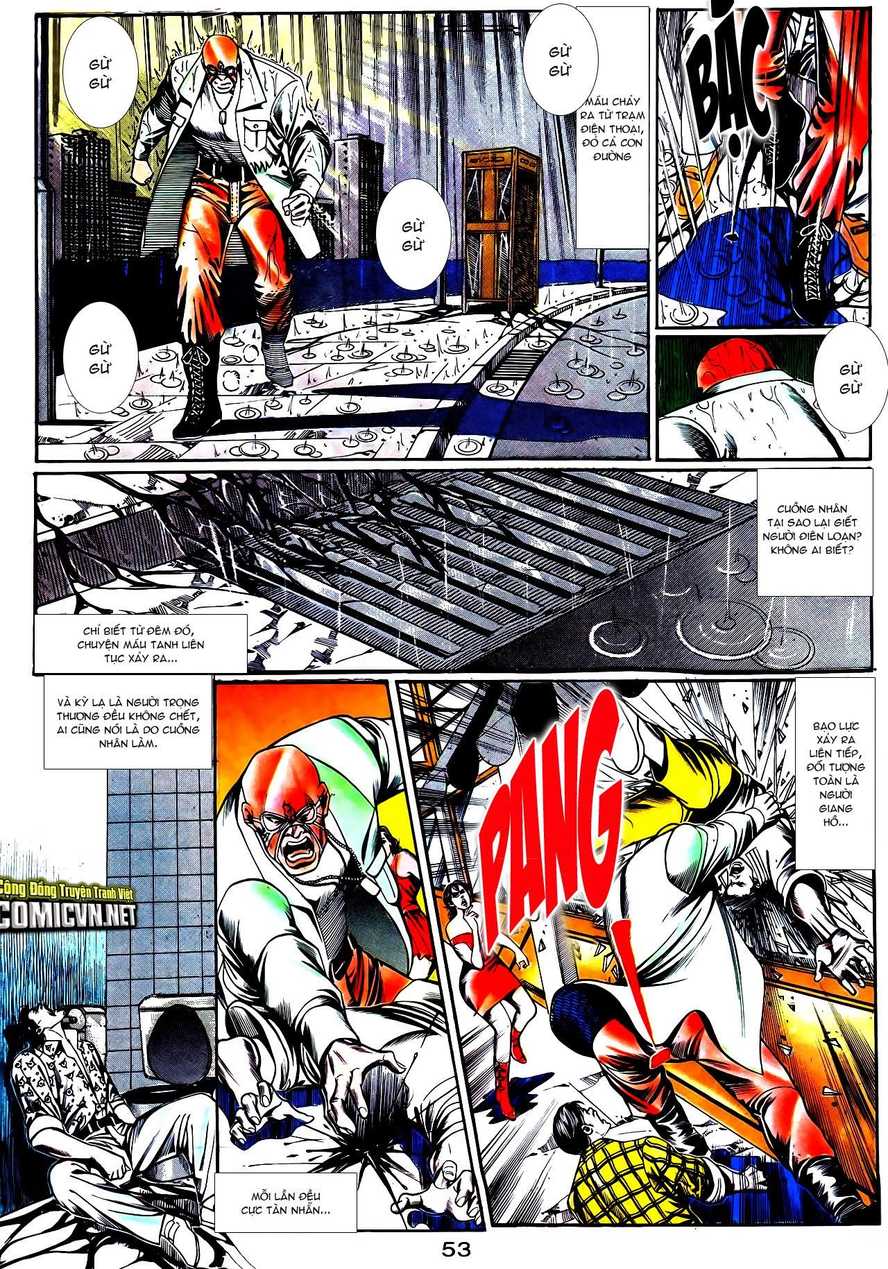 Người Trong Giang Hồ chapter 112: nhân sinh trang 24