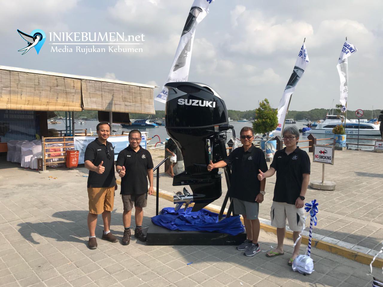 Manajemen PT SIS Saat Peluncuran DF325A di Bali
