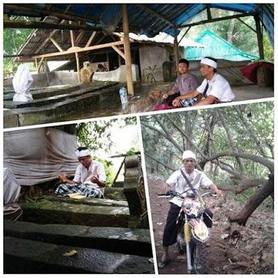 Berziarah Ke Makam Sunan Pada di Desa Karedok Kecamatan Jatigede