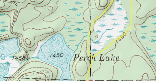 Maps of four great Rusk County day hikes