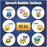 Speaking Smileys