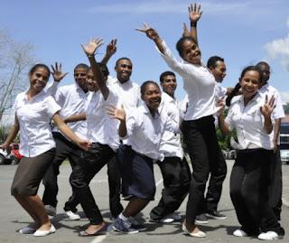 Pengumuman Kelulusan CPNS 2014 Formasi Khusus Putra Putri Papua