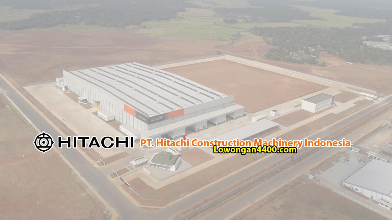 PT. Hitachi Construction Machinery Indonesia