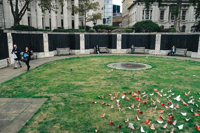 トリニティ・スクエア・ガーデンズ(Trinity Square Gardens)