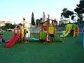 Agios Georgiou Kontou playground in Larnaca