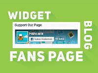 Cara Cepat Memasang Widget Box Fanspage Facebook Di Blog