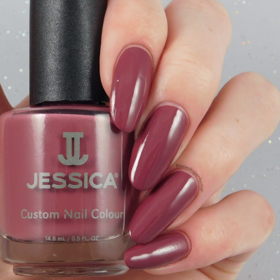 B Nailed To Perfection: Into The Wild - Jessica swatches and review