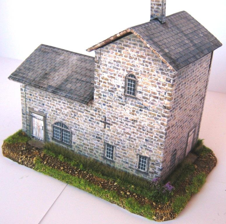 Jacksarge Painting More Completed Buildings