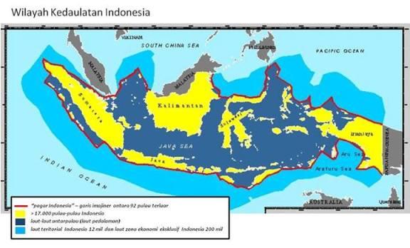 Batas Teritorial Suatu Negara - GEOMEDIA