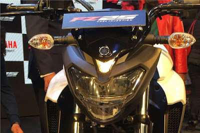 2017 Yamaha FZ25 Headlight picture