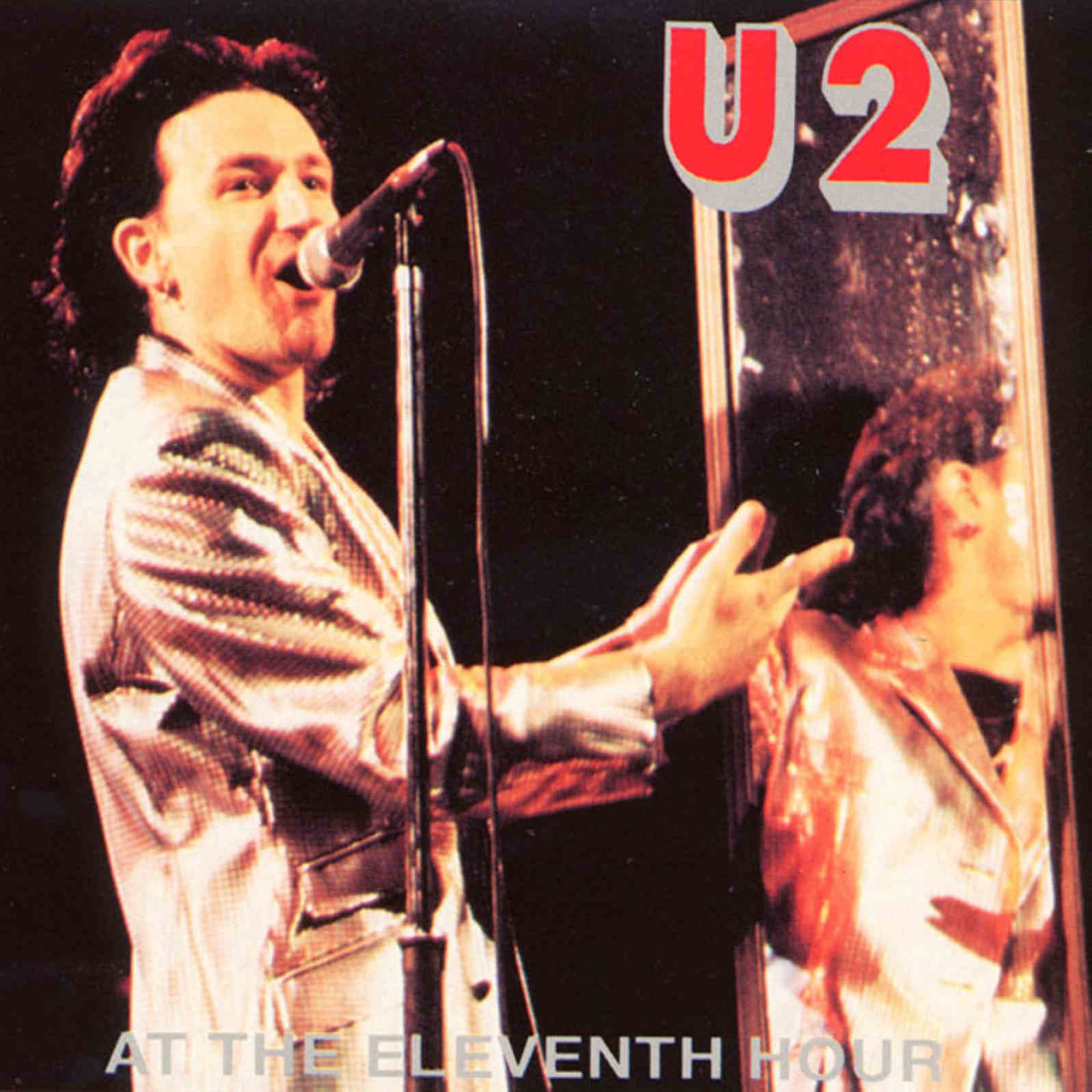U2 feat  BB King: At The Eleventh Hour  Point Depot, Dublin