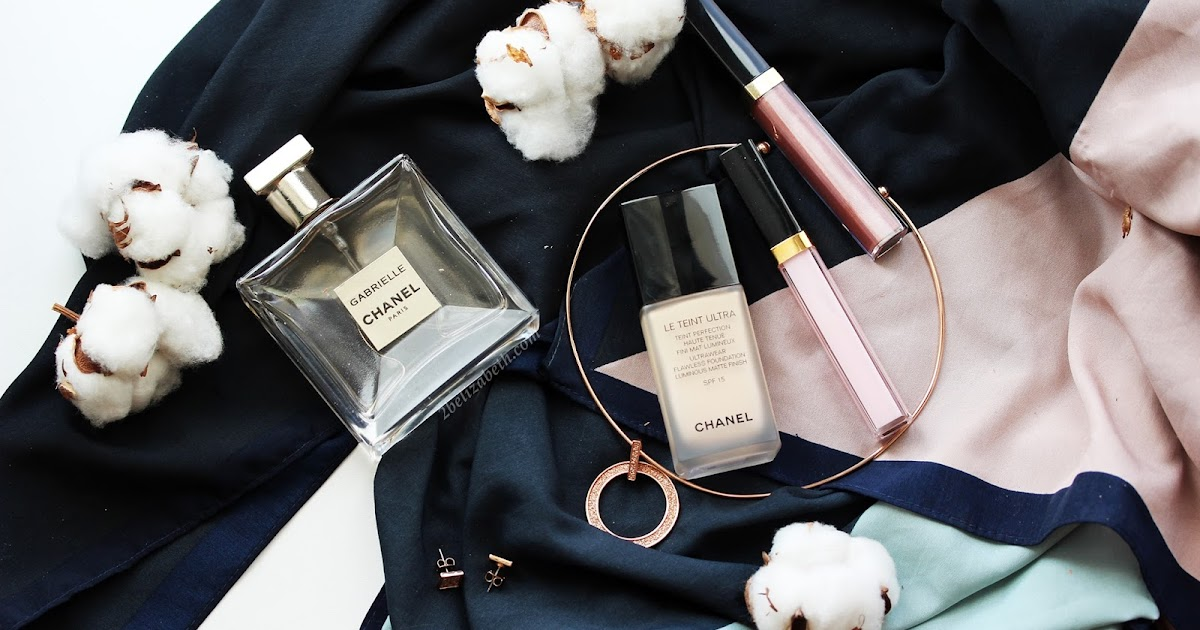 Chanel Le Teint Ultra 21 Beige | Elizabeth's beauty