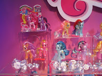 MLP New Explore Equestria Brushables at the NY Toy Fair 2016