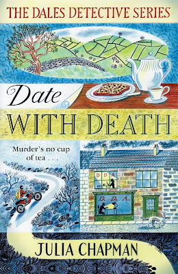 GOODREADS: A Sneak Peak From DATE WITH DEATH by Julia Chapman