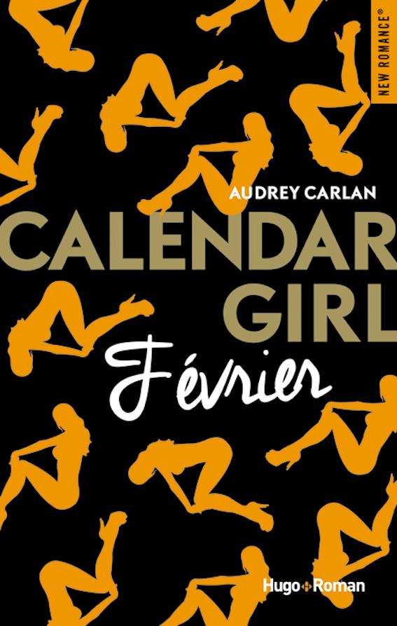 Calendar Girl Février - Tome 2 - Audrey Carlan