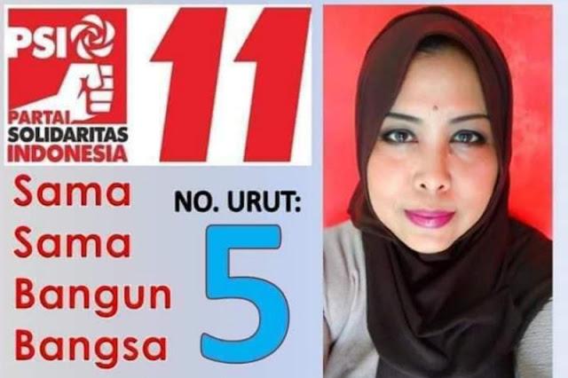 Postingan Tak Senonoh Caleg PSI soal Prabowo Dikecam Netizen: Sampah!