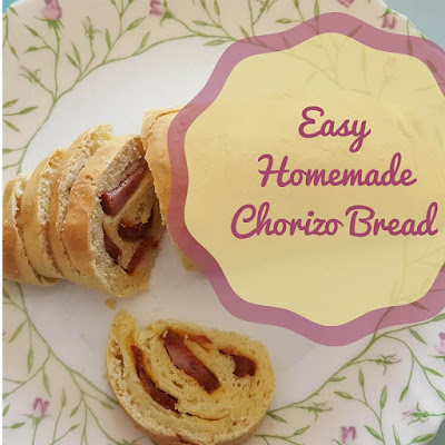 easy homemade chorizo bread