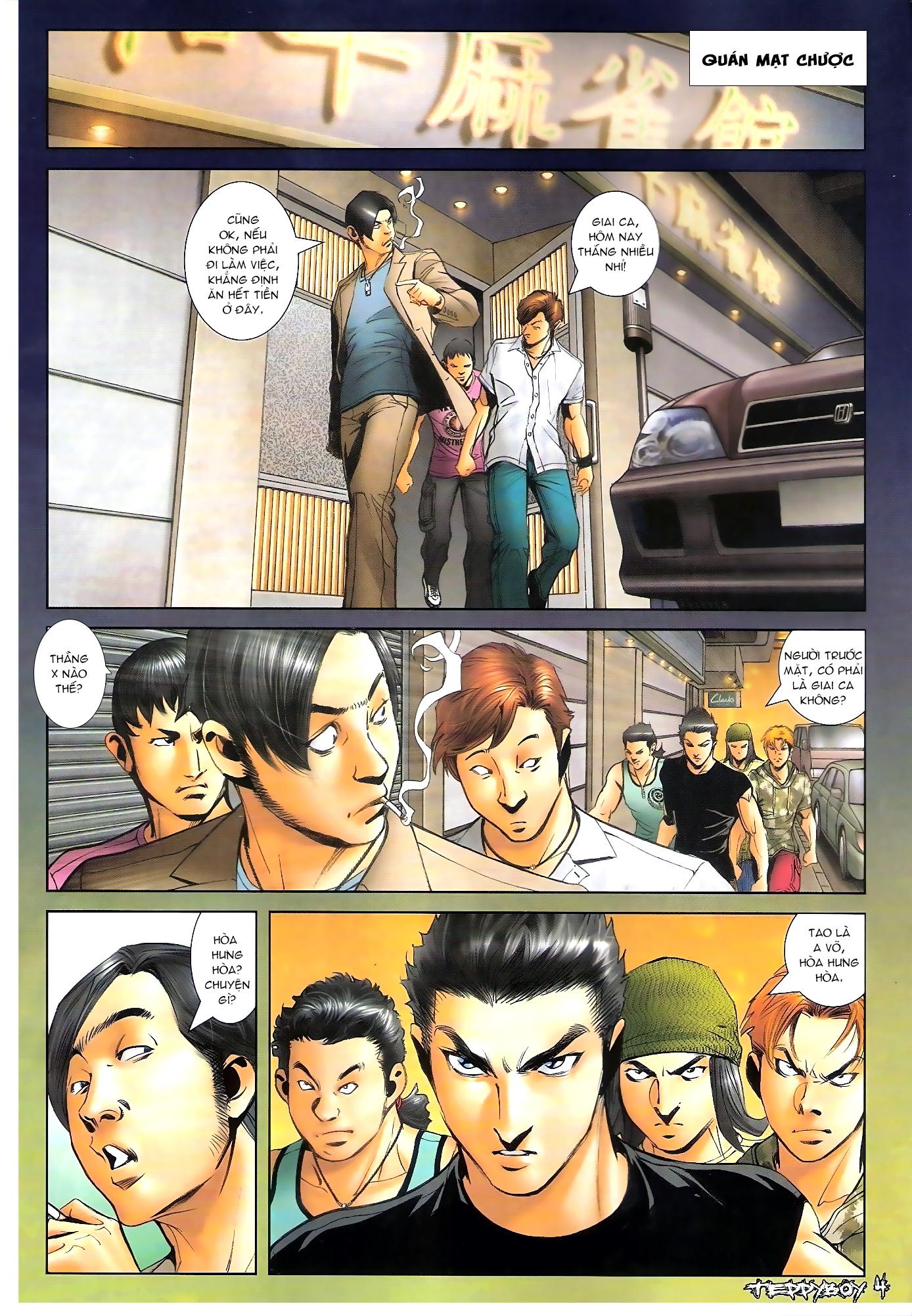 Người Trong Giang Hồ NetTruyen chap 1294 - Trang 3