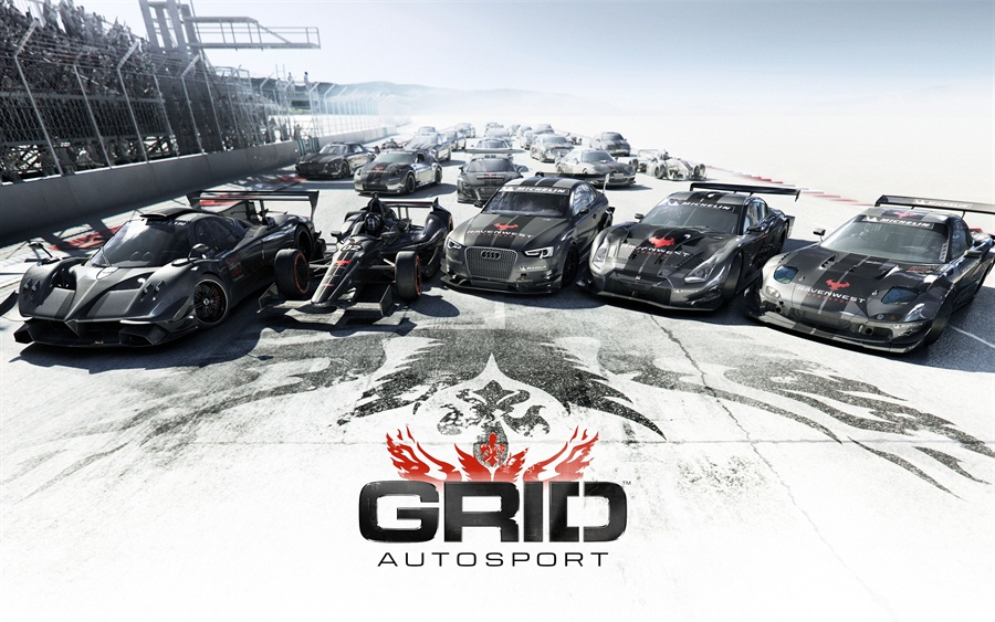 GRID Autosport PC Download Poster