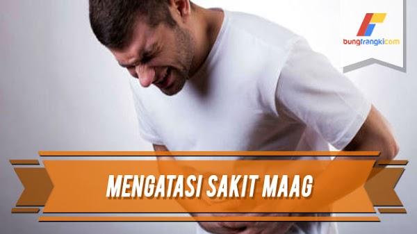 Penyebab dan Cara Mengatasi Sakit Maag