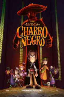 La leyenda del Charro Negro en Español Latino