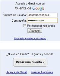 correo gmail en español