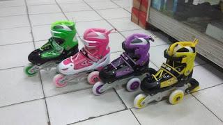 Sepatu Roda Yang Cocok Untuk Anak