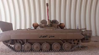 BMP-2/1M Berezhok الجزائرية  30773662753_608f7f529c_o