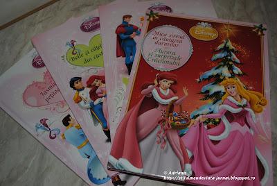 colectia Printesele Disney