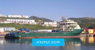 oiler vacancy in offshore vessel 2019