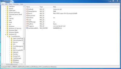 Mengatasi Ms Excel Tidak Bisa Tampilkan Print dan ERROR 0X00000709